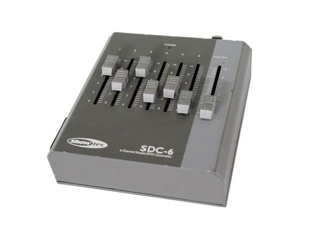 DMX Mixer LED Verlichting ‹ Licht ‹ Catalogus ‹ Simpro - Appingedam ...